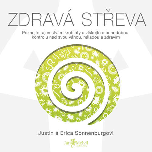 Audiokniha Zdravá střeva - Erica Sonnenburg - Michaela Rykrová