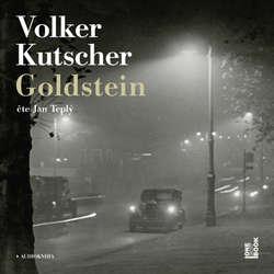 Audiokniha Goldstein - Volker Kutscher - Jan Teplý
