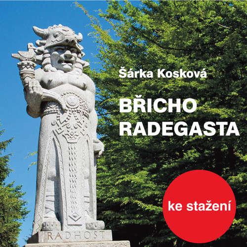 Audiokniha Břicho Radegasta - Šárka Kosková - Josef Somr