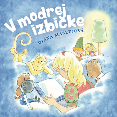 Audiokniha V modrej izbičke - Diana Mašlejová - Pišta Vandal