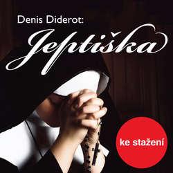 Audiokniha Jeptiška - Denis Diderot - Barbora Goldmannová