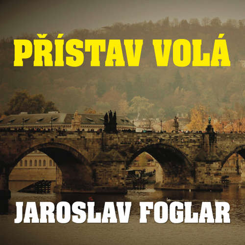 Audiokniha Přístav volá - Jaroslav Foglar - Ondřej Kepka
