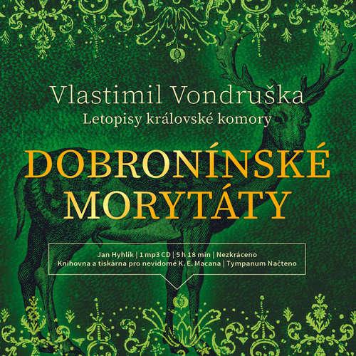 Audiokniha Dobronínské morytáty - Vlastimil Vondruška - Jan Hyhlík