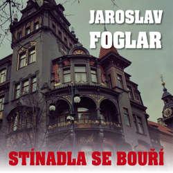 Audiokniha Stínadla se bouří - Jaroslav Foglar - Ondřej Kepka