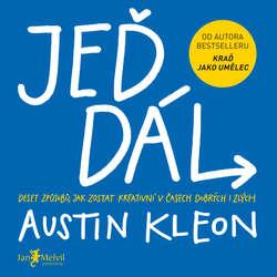 Audiokniha Jeď dál - Austin Kleon - Ondřej Halámek
