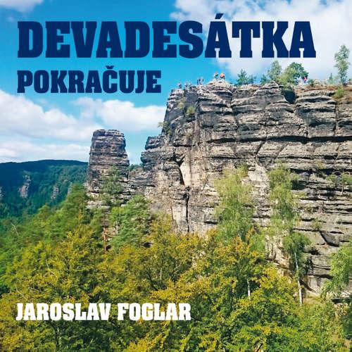 Audiokniha Devadesátka pokračuje - Jaroslav Foglar - Robert Tamchyna