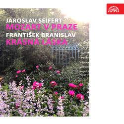 Audiokniha Mozart v Praze, Krásná láska - František Branislav - František Branislav
