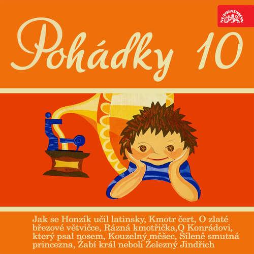 Audiokniha Pohádky 10 - Adolf Daněk - Mahulena Bočanová