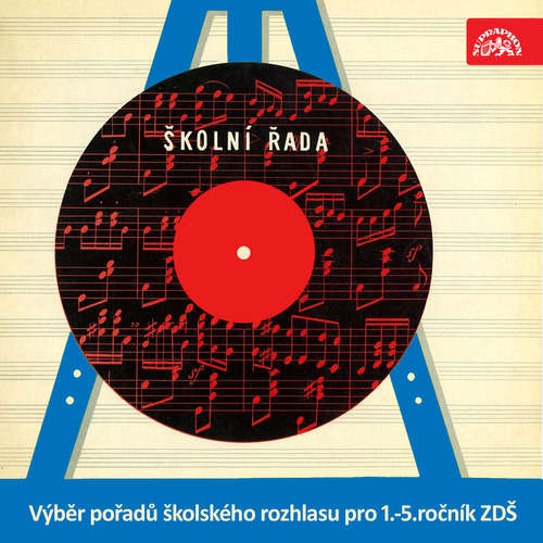 Audiokniha Výběr pořadů školského rozhlasu pro 1.-5. ročník ZDŠ II. - Václav Čtvrtek - Bohumil Bezouška
