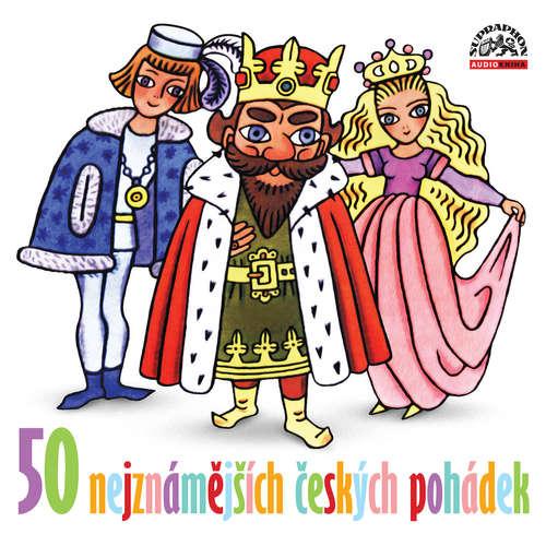 Audiokniha 50 nejznámějších českých pohádek - František Bartoš - Jana Boušková