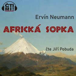 Audiokniha Africká sopka - Ervín Neumann - Jiří Pobuda