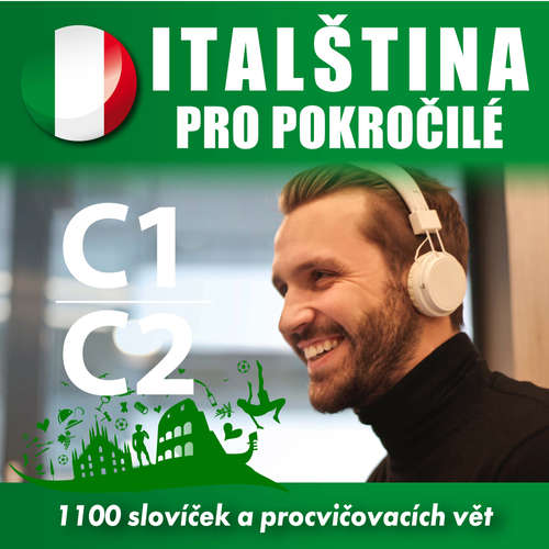 Audiokniha Italština pro pokročilé C1, C2 - Isabella Capalbo - Rôzni Interpreti