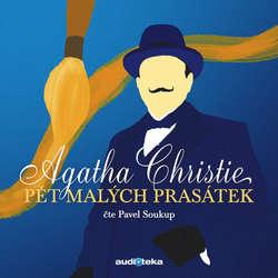 Audiokniha Pět malých prasátek - Agatha Christie - Pavel Soukup