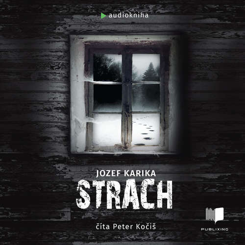 Audiokniha Strach - Jozef Karika - Peter Kočiš