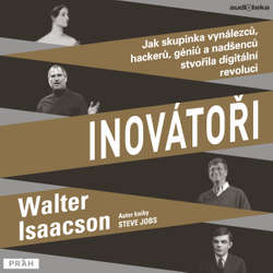 Audiokniha Inovátoři - Walter Isaacson - Vladislav Beneš