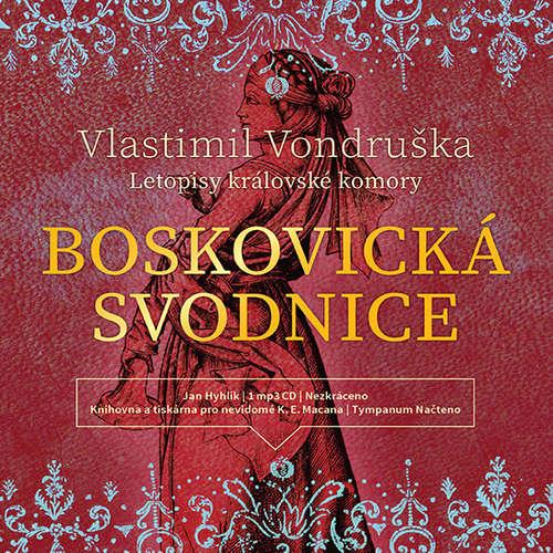 Audiokniha Boskovická svodnice - Vlastimil Vondruška - Jan Hyhlík