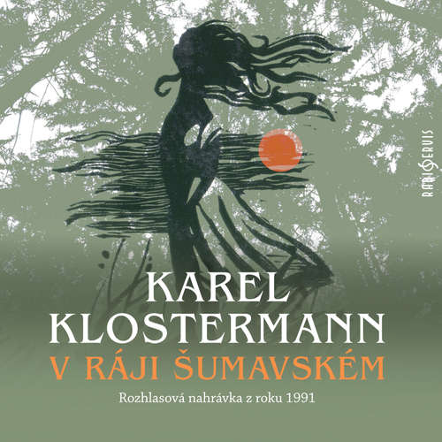 Audiokniha V ráji šumavském - Karel Klostermann - Miloš Hlavica