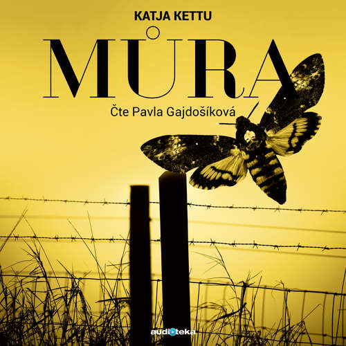 Audiokniha Můra - Katja Kettu - Pavla Gajdošíková