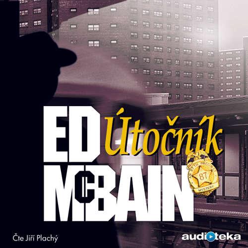 Audiokniha Útočník - Ed McBain - Jiří Plachý