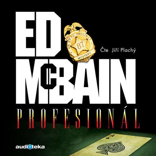 Audiokniha Profesionál - Ed McBain - Jiří Plachý