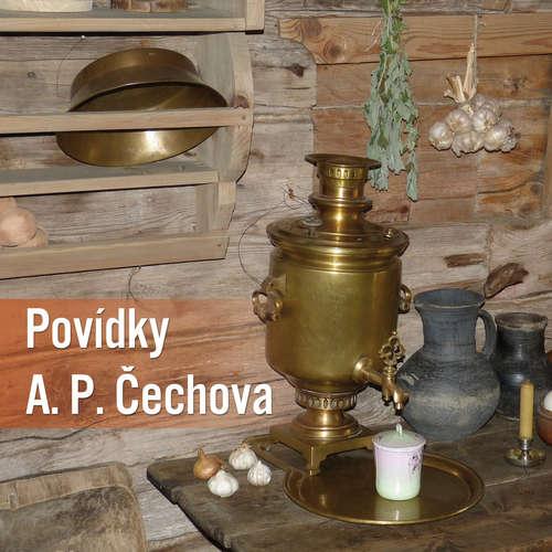 Audiokniha Povídky A.P.Čechova - Anton Pavlovič Čechov - Rudolf Hrušínský