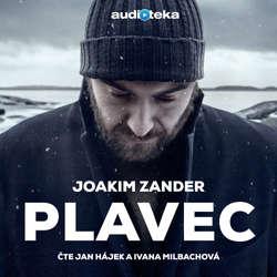 Audiokniha Plavec - Joakim Zander - Jan Hájek