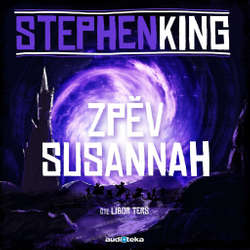 Audiokniha Zpěv Susannah - Stephen King - Libor Terš