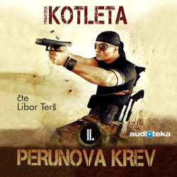Audiokniha Perunova krev II - František Kotleta - Libor Terš