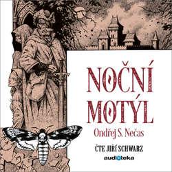 Audiokniha Noční motýl - Ondřej S. Nečas - Jiří Schwarz