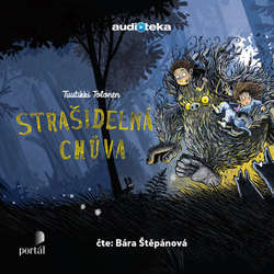 Audiokniha Strašidelná chůva - Tuutikki Tolonen - Bára Štěpánová