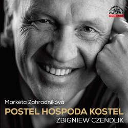 Audiokniha Postel, hospoda, kostel - Zbigniew Czendlik - František Kreuzmann