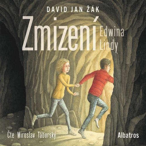 Audiokniha Zmizení Edwina Lindy - David Jan Žák - Miroslav Táborský
