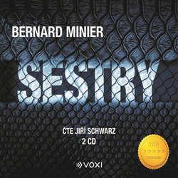 Audiokniha Sestry - Bernard Minier - Jiří Schwarz