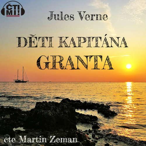 Audiokniha Děti kapitána Granta - Jules Verne - Martin Zeman
