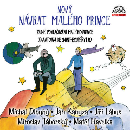Audiokniha Nový návrat malého prince - Richard Bergman - Michal Dlouhý