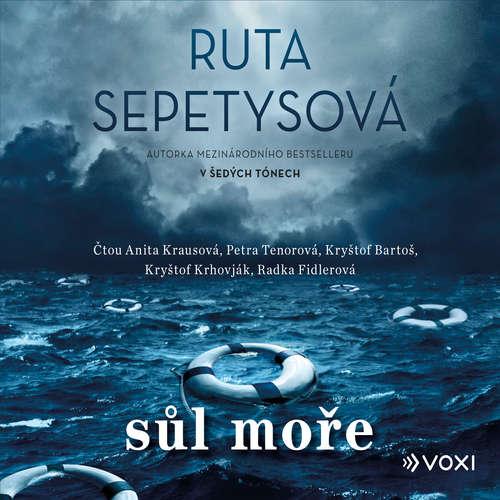 Audiokniha Sůl moře - Ruta Sepetys - Anita Krausová