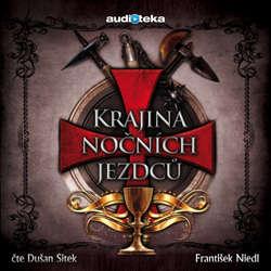 Audiokniha Krajina nočních jezdců - František Niedl - Dušan Sitek