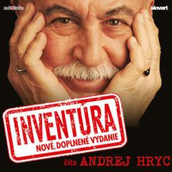 Audiokniha Inventúra - Andrej Hryc - Andrej Hryc