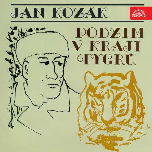 Audiokniha Podzim v kraji tygrů - Jan Kozák - Petr Haničinec