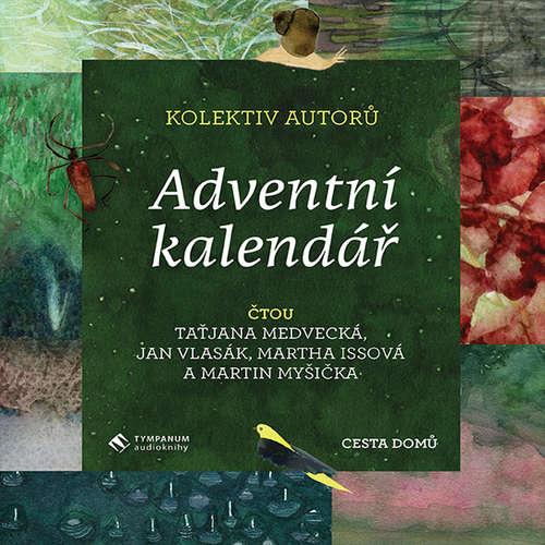 Audiokniha Adventní kalendář - Rôzni autori - Taťjana Medvecká