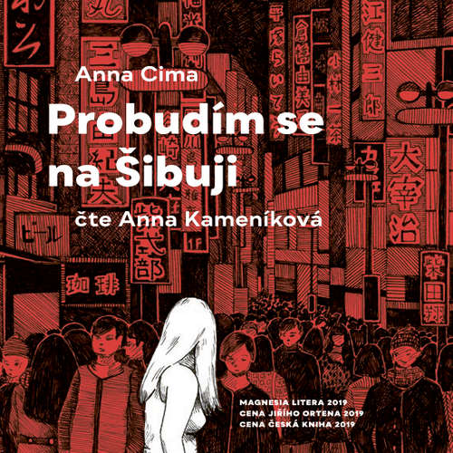 Audiokniha Probudím se na Šibuji - Anna Cima - Anna Kameníková