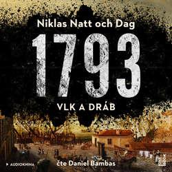 Audiokniha 1793 - Niklas Natt och Dag - Daniel Bambas