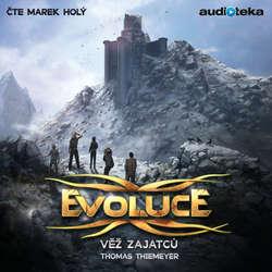 Audiokniha Evoluce - Věž zajatců - Thomas Thiemeyer - Marek Holý