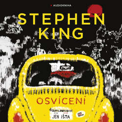 Audiokniha Osvícení - Stephen King - Petr Jeništa