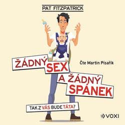 Audiokniha Žádný sex a žádný spánek - Pat Fitzpatrick - Martin Písařík