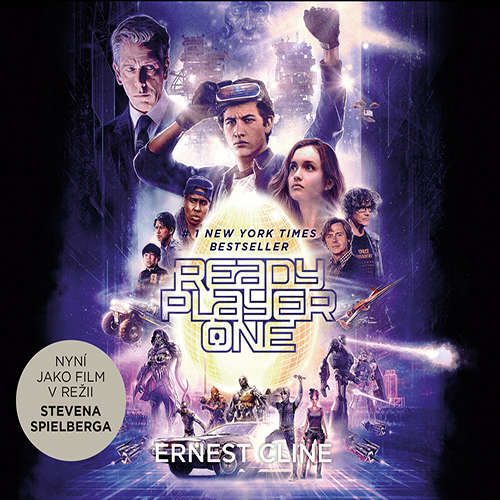 Audiokniha Ready Player One - Ernest Cline - Miloslav König