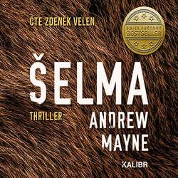 Audiokniha Šelma - Andrew Mayne - Zdeněk Velen