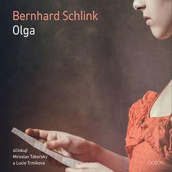 Audiokniha Olga - Bernhard Schlink - Miroslav Táborský