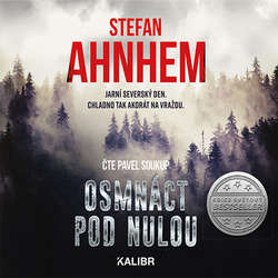 Audiokniha Osmnáct pod nulou - Stefan Ahnhem - Pavel Soukup