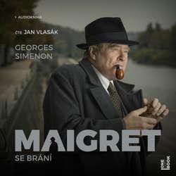 Audiokniha Maigret se brání - Georges Simenon - Jan Vlasák